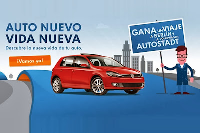 App Interactiva VW de México
