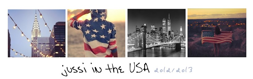 Jussi goes to USA