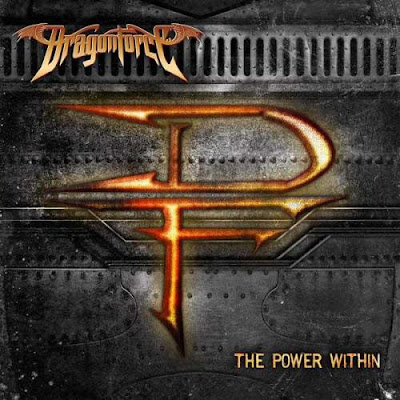 Capa do álbum Dragonforce – The Power Within (2012)