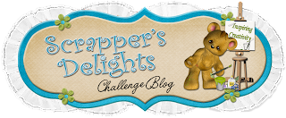 Scrapper's Delights Challenge Blog