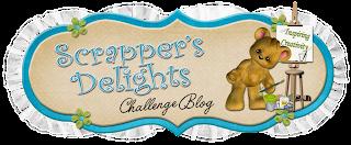 Scrapper's Delights Challenge Blog