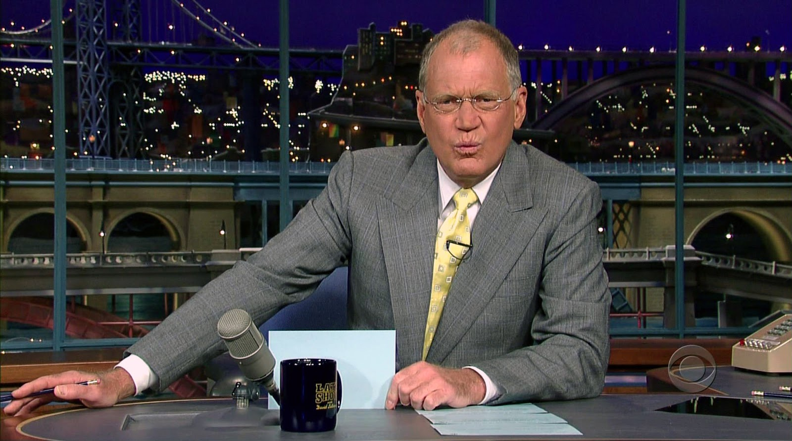 ROTW - Who Should Replace David Letterman?