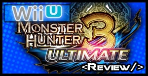 monster hunter 3 ultimate wii u review