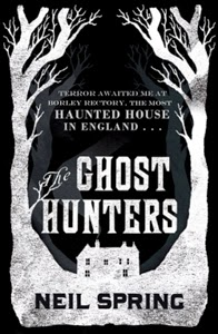 Portada original de The Ghost Hunters, de Neil Spring