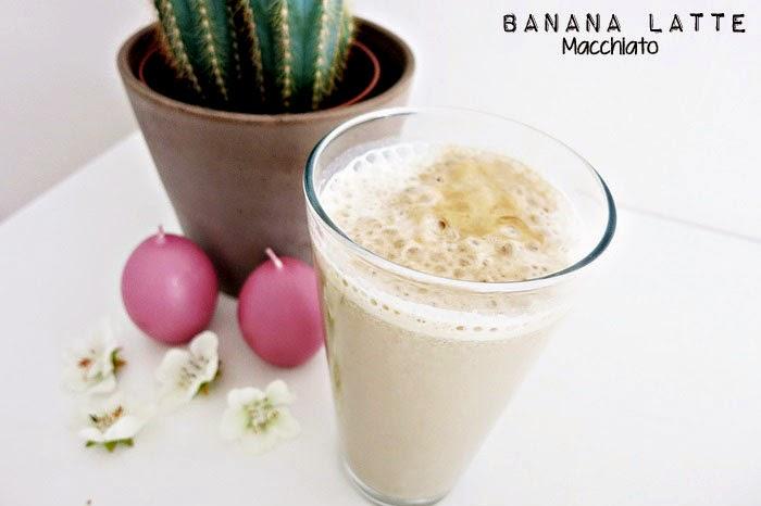 Banana Latte Macchiato