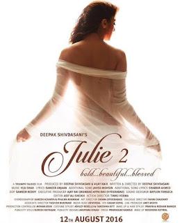 Julie 2 2017  Hindi Movie Pre-DVDRip – 700MB