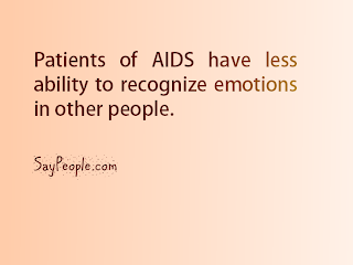 AIDS and emotions