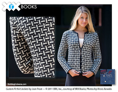 Knitting Pattern Chanel Style Jacket : The Knitting Needle and the Damage Done: Coco Chanel