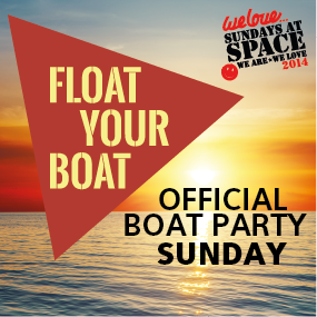 Float Your Boat Ibiza Carl Cox's Music Is Revolution