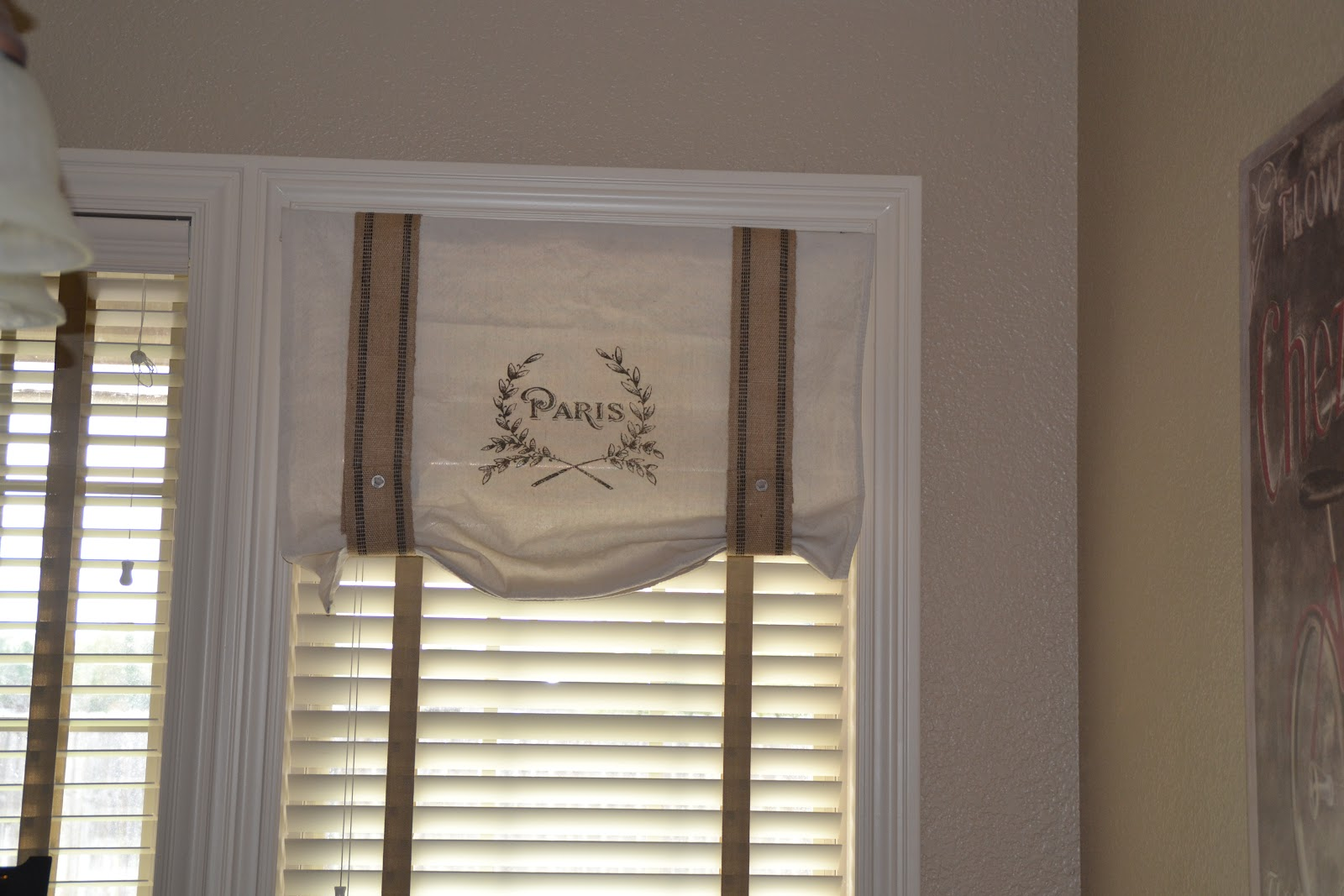 Lola Amp Bea Drop Cloth Valances