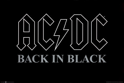 AC DC Back in Black