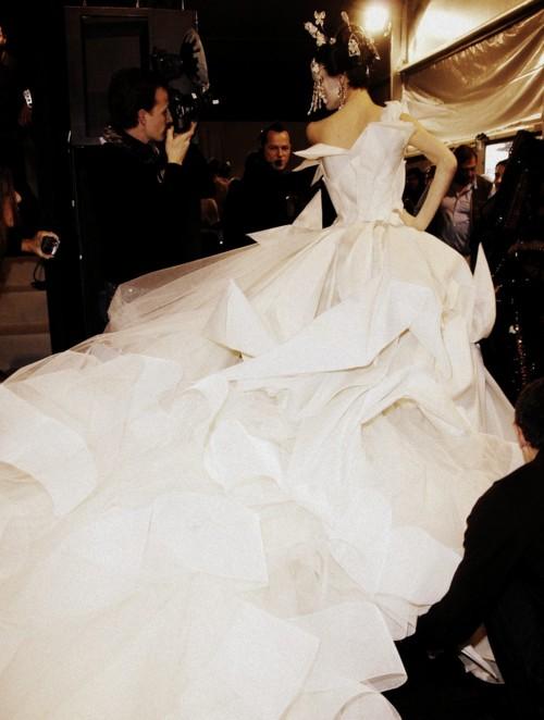 dior haute couture spring 2007