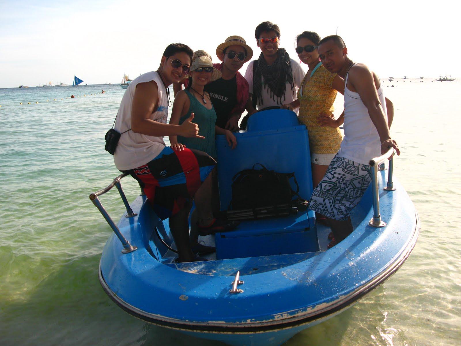 Boracay Price Group Tour Island Hopping