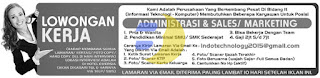 Lowongan Kerja Administrasi Lampung