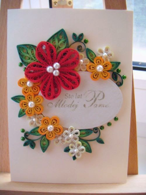 Cieniowany quilling