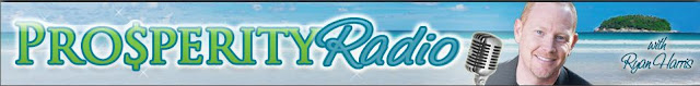 Prosperity Radio, Ryan Harris, free Law of Attraction ebooks