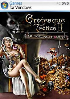 Grotesque Tactics 2: Dungeons & Donuts Pc