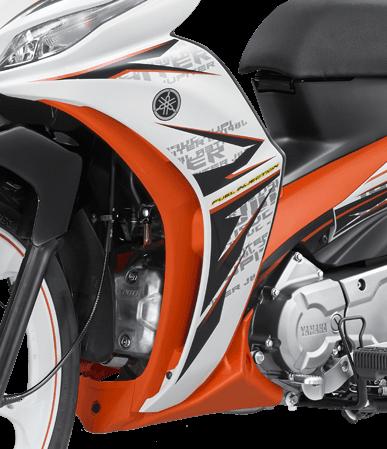 Striping Baru Yamaha Jupiter Z1