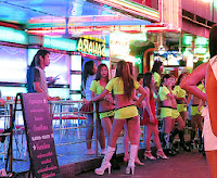It's fun time at Soi Cowboy