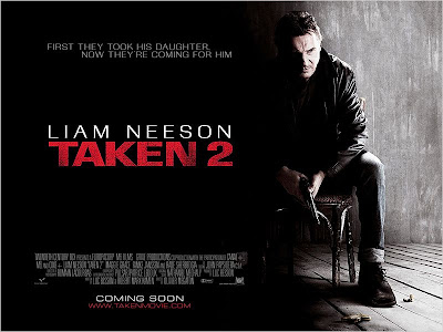 The sequel to Taken