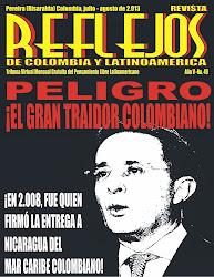 """SALIO Revista """"REFLEJOS DE COLOMBIA Y LATINOAMERICA""""  N° 49"""