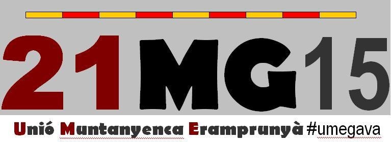 MARXA DEL GARRAF - Unió Muntanyenca Eramprunyà, Gavà
