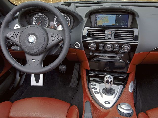 Bmw M Interior Car Picture - 2011 bmw m6