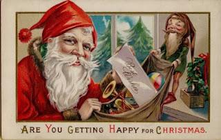 funny christmas limerick poem