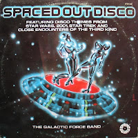 The Galactic Force Band - Spaced Out Disco (1978)