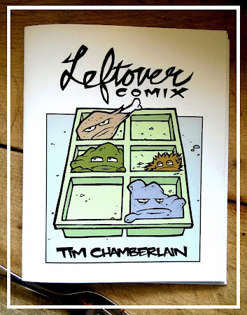 LEFTOVER COMIX #1!