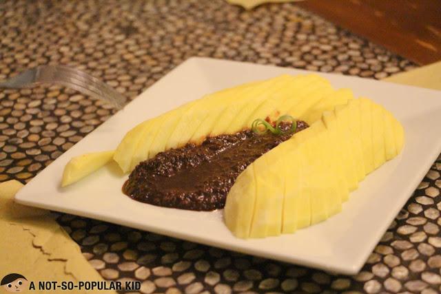Mangga't Bagoong of Ponsyon, Iloilo