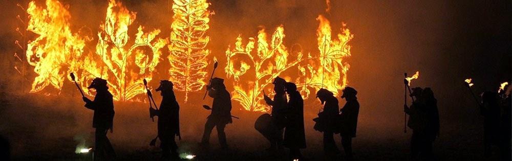 Tűz ünnepek és tűzijátékok