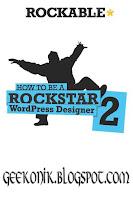 How To Be a Rockstar WordPress Desginer 2