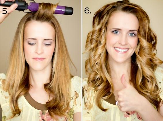 В домашних условиях сделать легкие волны на волосах