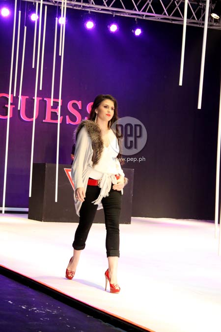 Guess Tippy Dos Santos Fashion Style 2012 The Pinoy Journal