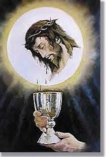 RUGACIUNI IN CINSTEA PRETIOSULUI SANGE AL LUI ISUS