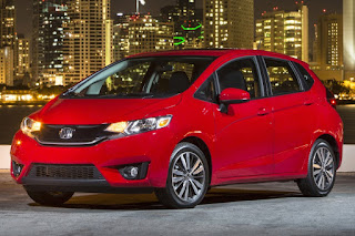 2016 Redesign Honda Fit more elegant front view