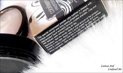 Coloressence Cake Eyeliner Black review