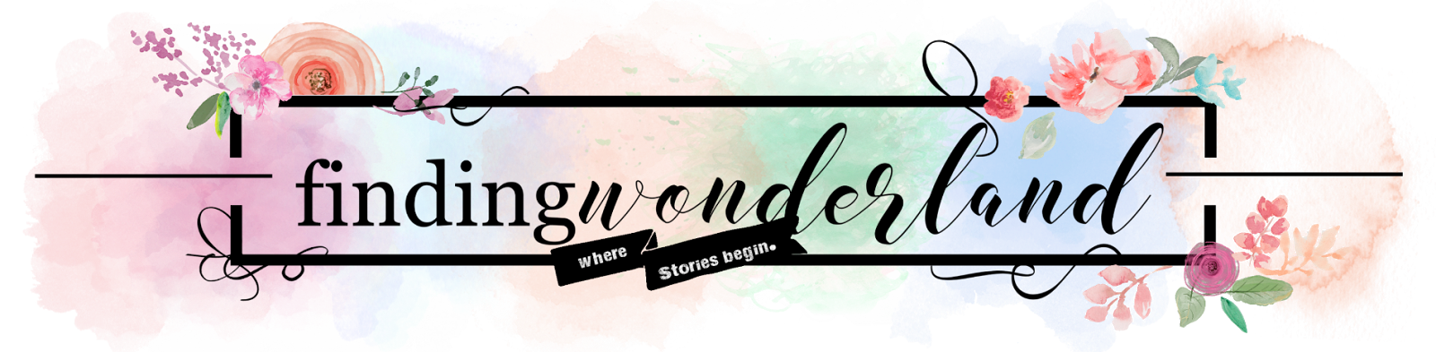Finding Wonderland | Where Stories Begin