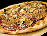 Pizza Italiana Vegana
