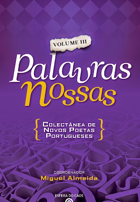 PALAVRAS NOSSAS - VOLUME III