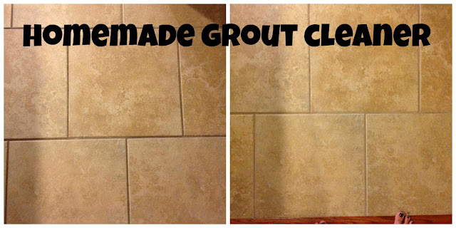 Sokolewicz family homemade grout cleaner for How to make grout white again