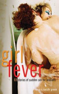 GIRL FEVER<br> Sacchi Green