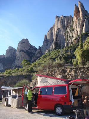 Montserrat. Zona Norte