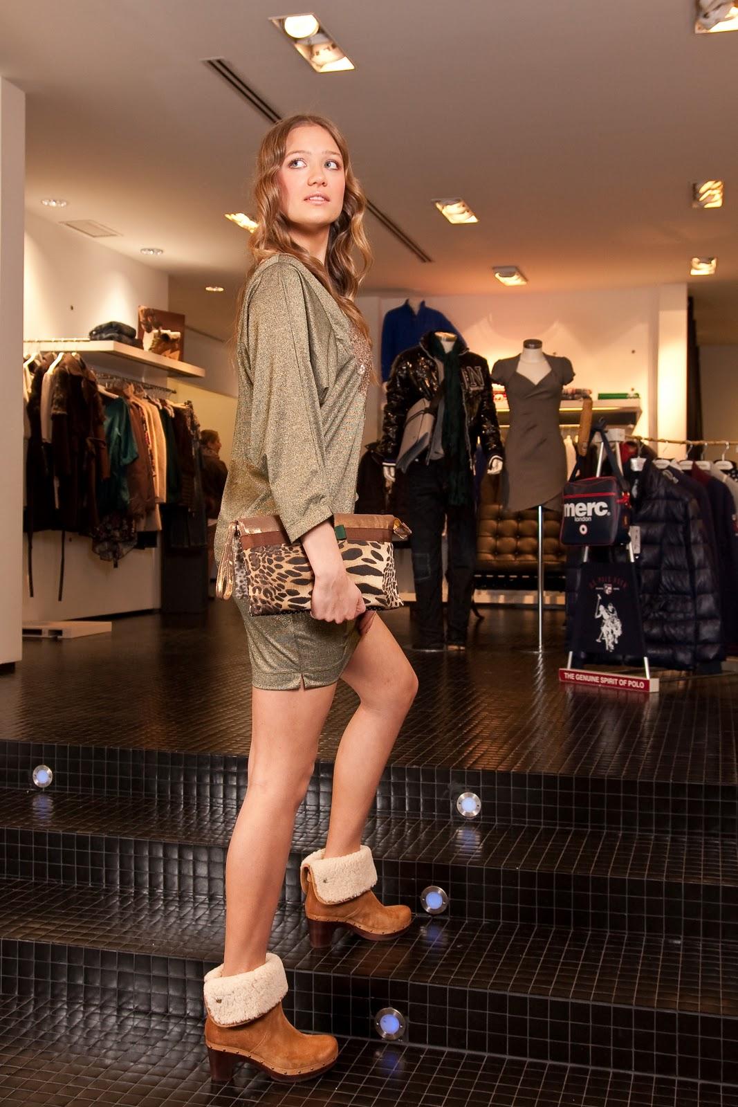 Coutureclubmarket covsins presenta la marca ugg en vigo - Lamarca vigo ...