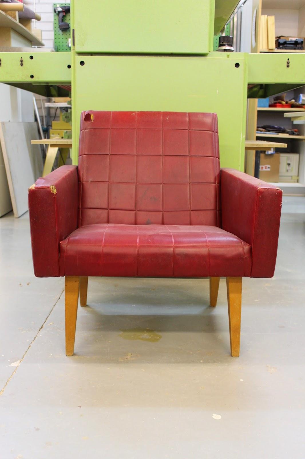60 Luvun tuoli