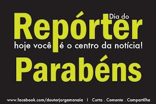 16 DE FEVEREIRO DIA DO REPÓRTER....