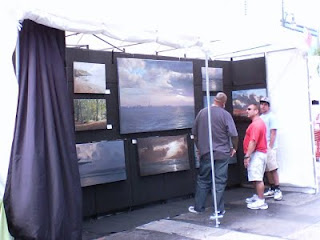 art, Austin, Texas,  Old Pecan Street Festival