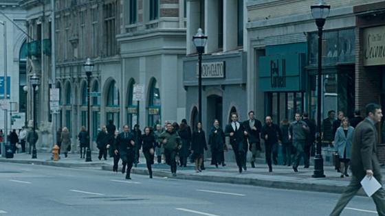 film the invasion 2007