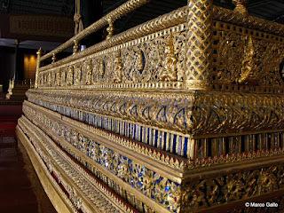 MUSEO NACIONAL DE BARCAS REALES, BANGKOK. TAILANDIA